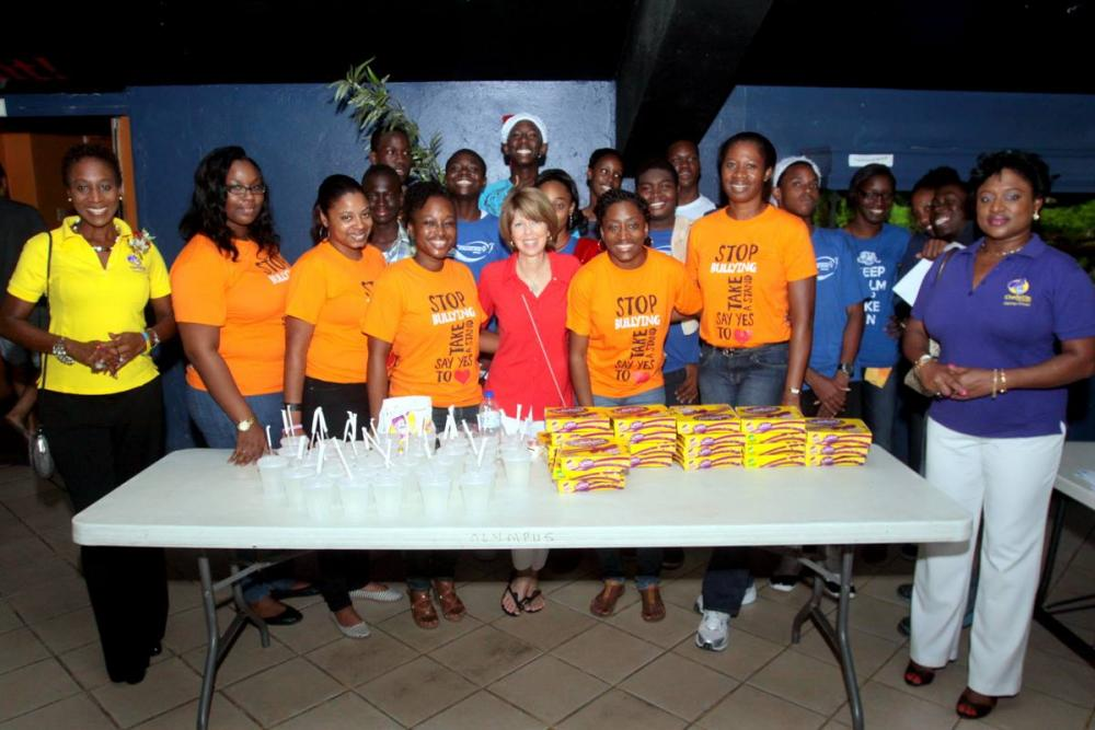 Sheraton Spreads Community Cheer